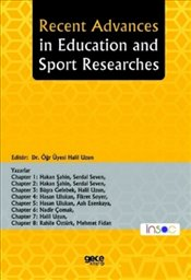 Recent Advances in Education and Sport Researches - Kolektif