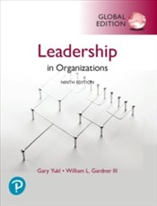 Leadership In Organizations 9é GE - Yukl, Gary