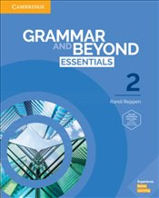 Level 2 Grammar And Beyond Essentials Students Book With Online Workbook - Reppen, Randi