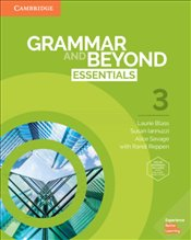 Level 3 Grammar And Beyond Essentials Students Book With Online Workbook - Blass, Laurie