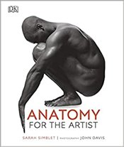 Anatomy For The Artist - Simblet, Sarah