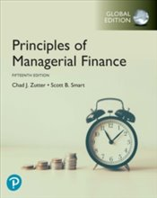 Principles Of Managerial Finance, 15e - Zutter, Chad J.