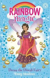 Rainbow Magic : Deena the Diwali Fairy  - Meadows, Daisy