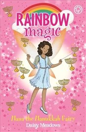 Rainbow Magic : Hana the Hanukkah Fairy  - Meadows, Daisy