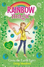 Rainbow Magic : Greta the Earth Fairy - Meadows, Daisy