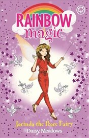 Rainbow Magic : Jacinda the Peace Fairy - Meadows, Daisy
