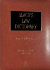 Blacks Law Dictionary  - Garner, Bryan A.