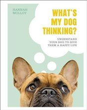 Whats My Dog Thinking? : Understand Your Dogto Give Them a Happy Life - Molloy, Hannah