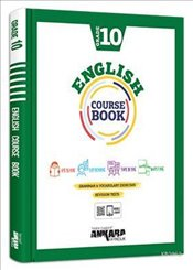 10.Sınıf English Course Book   - Komisyon