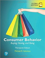 Consumer Behavior 13é : Buying, Having, and Being - Solomon, Michael R.