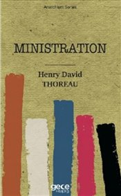 Ministration - Thoreau, Henry David
