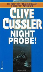 Night Probe - Cussler, Clive