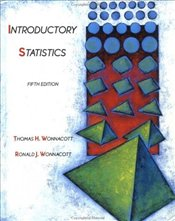 Introductory Statistics 5E WSE - Wonnacott, Thomas H.