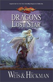 DRAGONS OF A LOST STAR : WAR OF THE SOULS 2 - Weis, Margaret