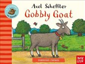 Farmyard Friends : Gobbly Goat - Scheffler, Axel