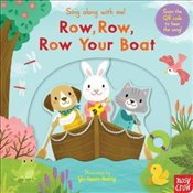 Sing Along With Me! : Row, Row, Row Your Boat -