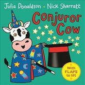 Conjuror Cow : Board Book - Donaldson, Julia