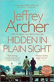 Hidden in Plain Sight - Archer, Jeffrey