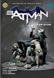 Batman Cilt 7 : Son Oyun - Snyder, Scott