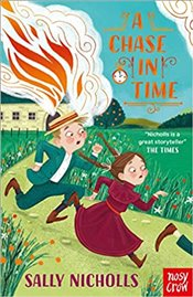 Chase In Time - Nicholls, Sally