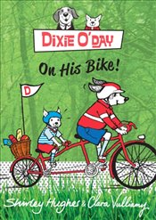 Dixie ODay on his Bike - Hughes, Shirley