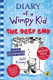 Diary Of A Wimpy Kid : The Deep End (Book 15) - Kinney, Jeff