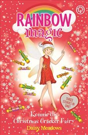 Rainbow Magic : Konnie the Christmas Cracker Fairy  - Meadows, Daisy