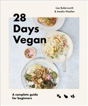28 Days Vegan - Butterworth, Lisa