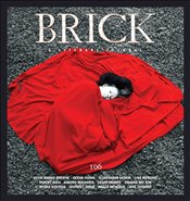 Brick Magazine 106 : Autumn Winter 2020 - Woman In Red -
