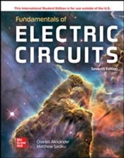 Fundamentals of Electric Circuits 7 Ise - Alexander, Charles
