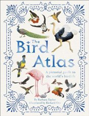 Bird Atlas - Taylor, Barbara