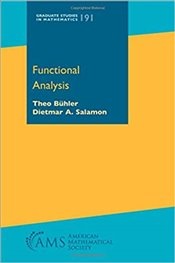 Functional Analysis - Bühler, Theo
