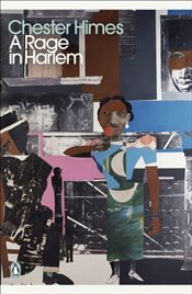 Rage in Harlem - Himes, Chester