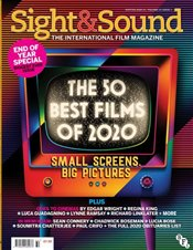 Sight and Sound Magazine Vol31/01 : Winter 2020/21 - Williams, Mike