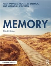 Memory 3e - Baddeley, Alan D.