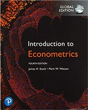 Introduction to Econometrics 4é - Stock, James H.