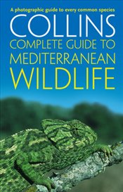 Complete Mediterranean Wildlife - Sterry, Paul