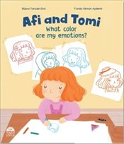 Afi and Tomi : What Color are My Emotions? - Erol, Büşra Tarçalır