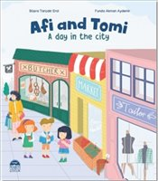 Afi and Tomi : A Day in the City - Erol, Büşra Tarçalır