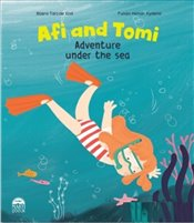 Afi and Tomi : Adventure Under the Sea - Erol, Büşra Tarçalır