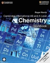 Cambridge International As And A Level Chemistry Workbook With Cd-Rom - Norris, Roger