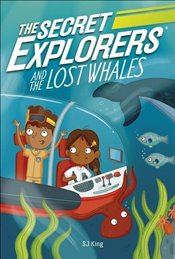 Secret Explorers and the Lost Whales - DK
