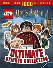 LEGO Harry Potter Ultimate Sticker Collection - DK