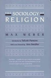 Sociology of Religion - Weber, Max