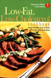 Low-Fat Low-Cholesterol Cookbook -