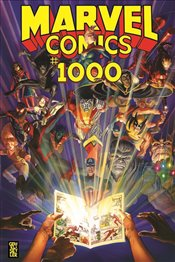 Marvel Comics #1000 - Kolektif