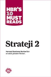 Strateji 2  - Harvard Business Review