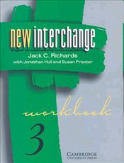 New Interchange 2e Level 3 : Workbook - Richards, Jack C.