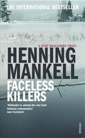 Faceless Killers (Wallander 1) - Mankell, Henning