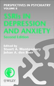 SSRIS IN DEPRESSION AND ANXIETY 2E - MONTGOMERY, STUART A.